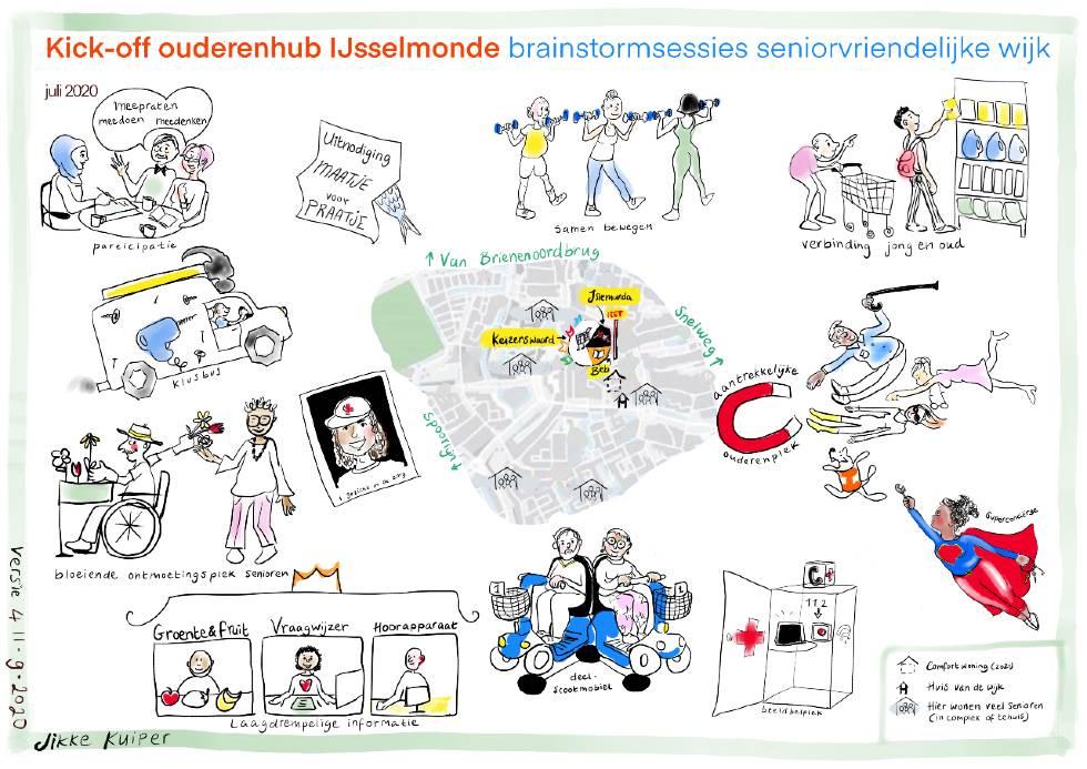Aantrekkelijke plek voor Rotterdamse senioren_JikkeKuiper