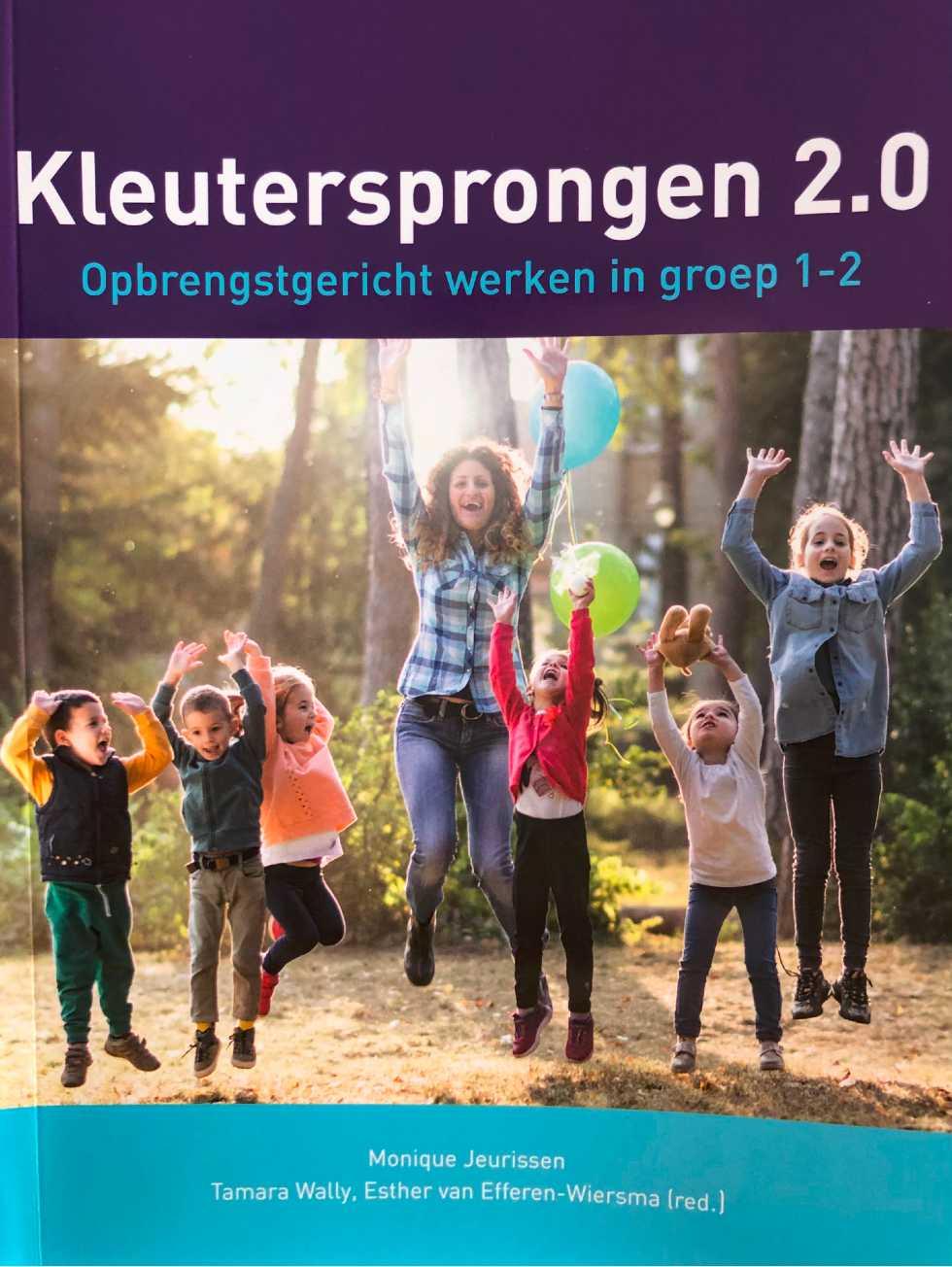 Cover Kleutersprongen 2.0